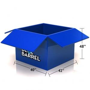 Big Blue Box